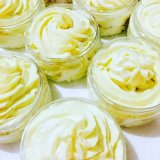 LEMON MERINGUE CREAM SOAP
