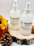 LEMONGRASS LINEN + ROOM SPRAY