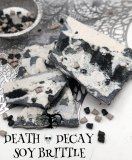 DEATH N DECAY SOY WAX BRITTLE