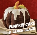 PUMPKIN CAKE WITH LEMON GLAZE FRAGRANCE OIL