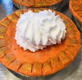 PUMPKIN SPICE PIE JUMBO BUBBLE BAR