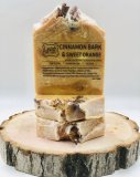 CINNAMON BARK & ORANGE SOAP BAR