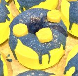 ICED LEMON BISCOTTI COCOA BUTTER MELT BATH BOMB