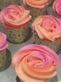 MANGO PAPAYA BUBBLE  BATH BOMB CUPCAKE