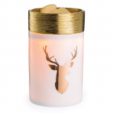 GOLDEN STAG ILLUMINATION WAX MELT WARMER