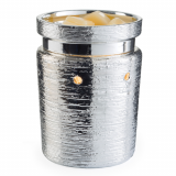 CHROME ILLUMINATION WAX MELTER