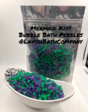 MERMAID KISS BUBBLE BATH PEBBLES