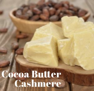 COCOA BUTTER CASHMERE FRAGRANCE OIL