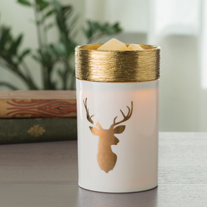 golden stag wax melt warmer
