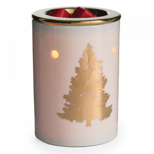Golden Fir ILLUMINATION WAX MELT WARMER [ clone ]
